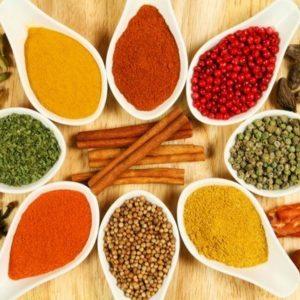 توابل وزعفران Spices and Saffrons