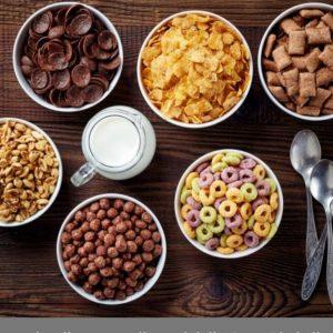 حبوب افطار Breakfast Cereals